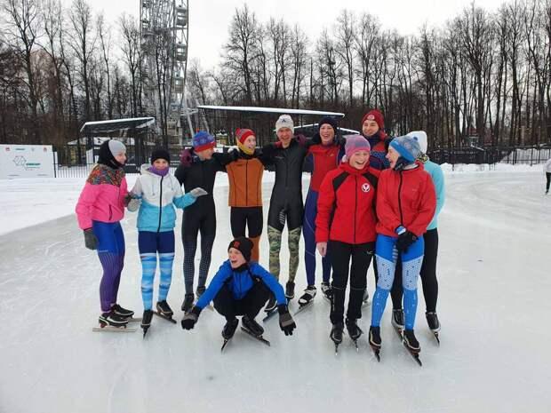 Конькобежцы Удмуртии привезли медали с юношеских первенств России и ПФО