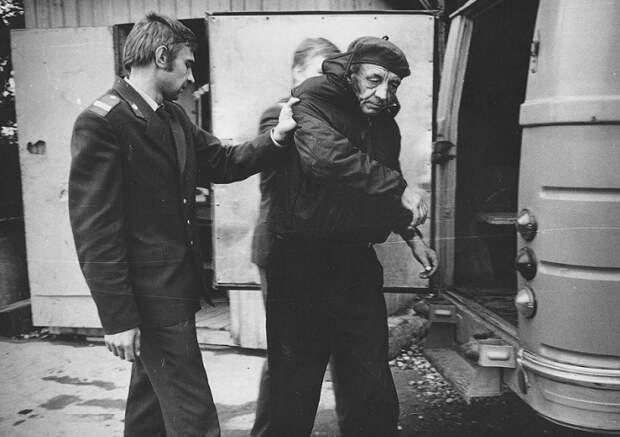 Какие пьяные советские люди не боялись попасть в вытрезвитель