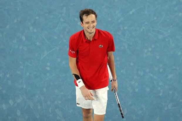 Медведев уверенно обыграл Поспишила в первом круге Australian Open
