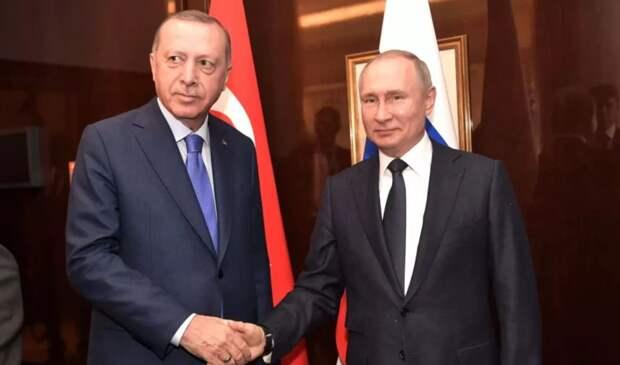 «Визит Эрдогана в Крым станет большим вызовом для Запада»