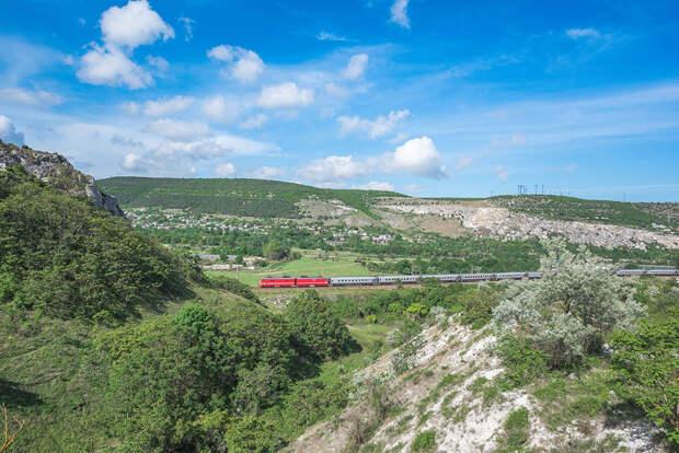 В конце мая в Крым начнут ходить поезда из Тамбова