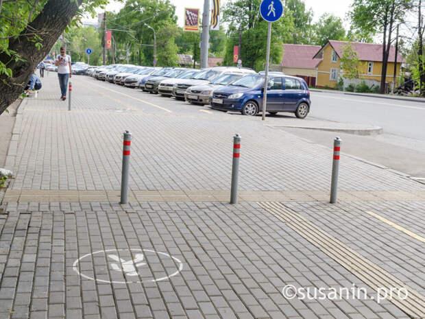Платные парковки в центре Ижевска появятся к концу года