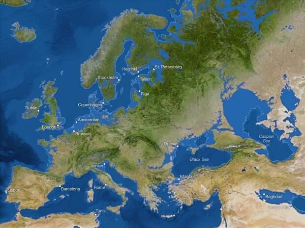 Что будет с планетой, если на ней растает весь лед