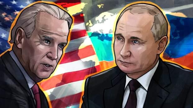 Украина использует возможный саммит Путина и Байдена в своих интересах