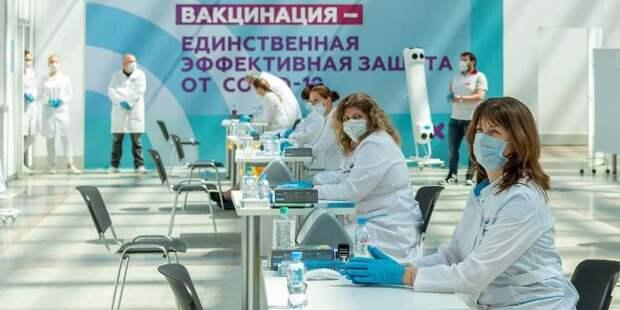Москвичи продолжают заражаться коронавирусом