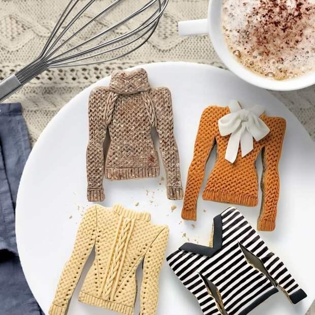 Ее печенье более стильное, чем одежда большинства из нас: 25 кулинарных изысков от «сладкого дизайнера» Лиз Джой, фото № 27