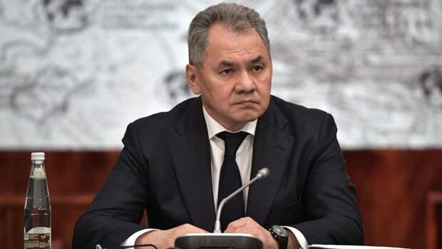 Патриарх Кирилл вручил Сергею Шойгу орден Славы и чести первой степени