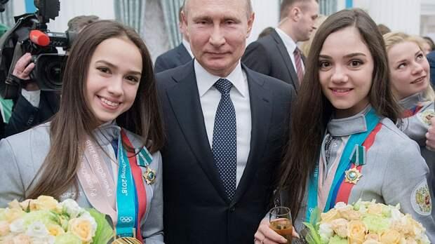 Загитова и Медведева завершили карьеру и готовятся к карьере в Госдуме