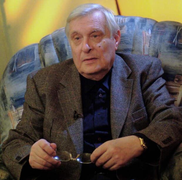 Новые данные о состоянии госпитализированного с ковидом Олега Басилашвили