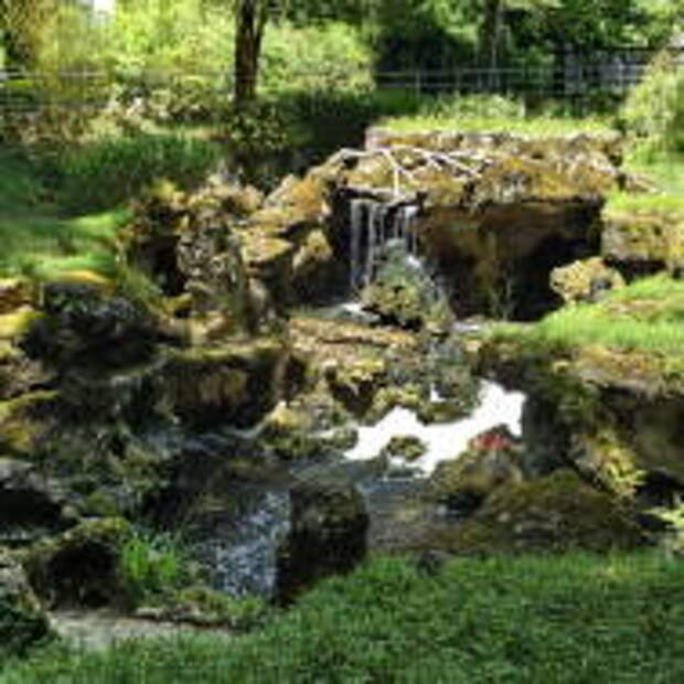 МИР ВОКРУГ. Парк Мажолан в пригороде Бордо