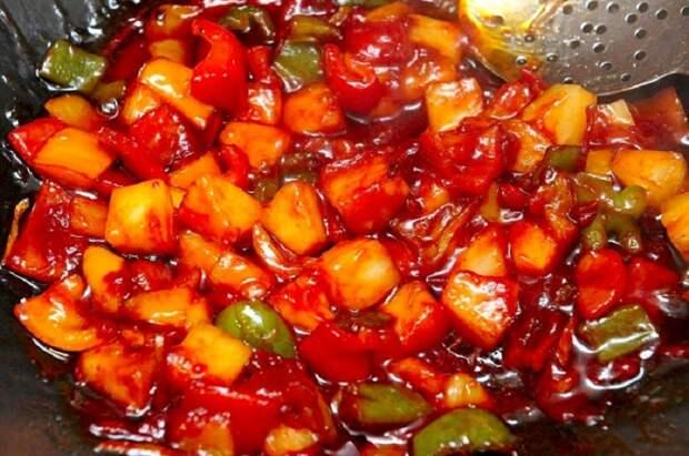 как обжарить овощи