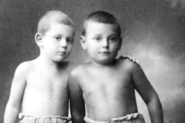 "Иосиф Сталин - Артему Сергееву: ""Дружку моему Томику..."""