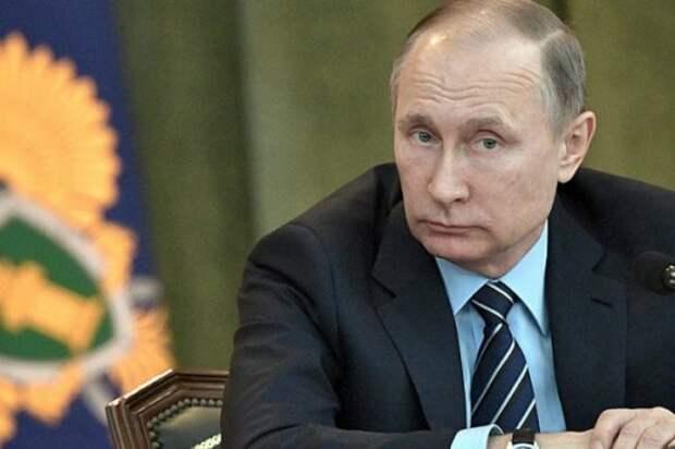 Путин предложил кандидатуру Медведева на должность премьер-министра