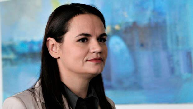 Тихановская требует отпустить членов КС оппозиции Белоруссии