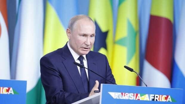 Россия гонит с «черного континента» западных колонизаторов