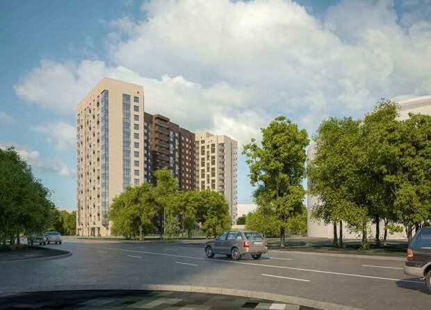 Переселение в новый дом на Коровинке начнется в 2022 году