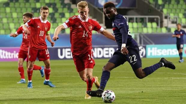 «Русских выбили из колеи. Маслов – 2, Россия – 0». Что пишут иностранцы о поражении нашей «молодежки» Франции