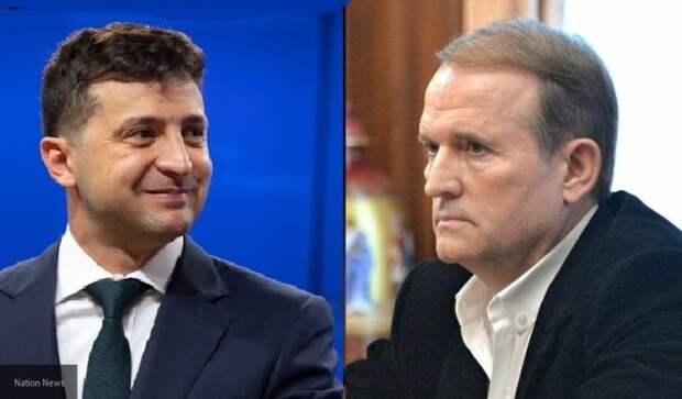Медведчук: Зеленский боится радикалов и не знает, как остановить войну на Донбассе
