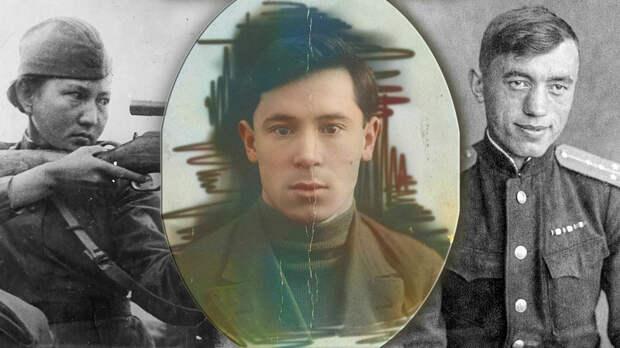 Советские герои-мусульмане Великой Отечественной войны