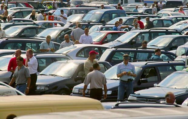 Самые «заезженные» автомобили продаются в Крыму
