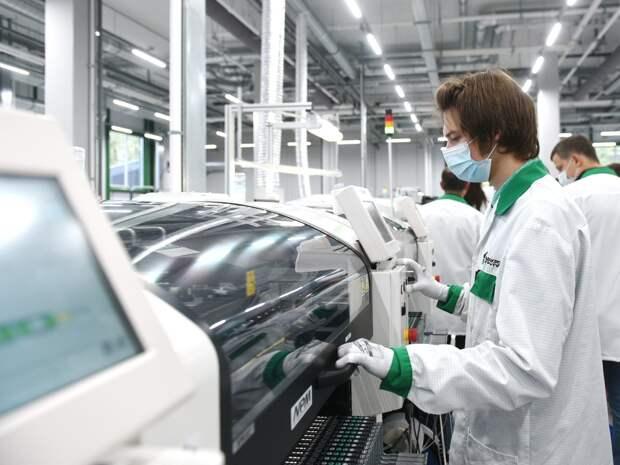 Наш ответ Кремниевой долине. Петербургский завод ловит волну компьютерного импортозамещения