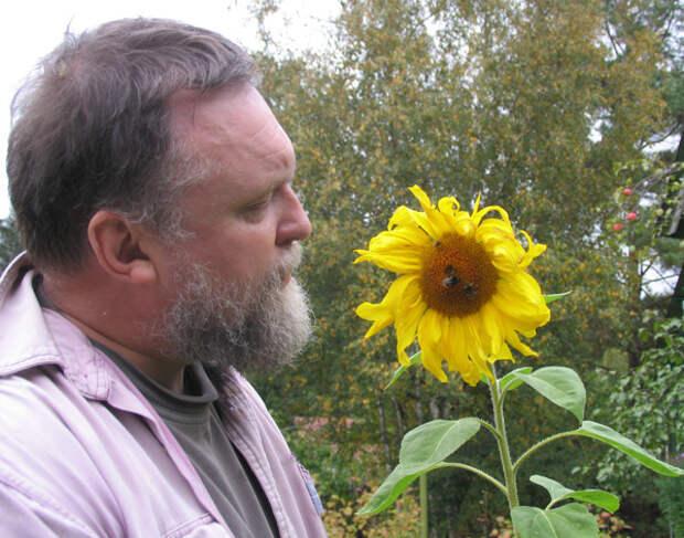 Олег Пархаев - художник-иллюстратор. Часть вторая