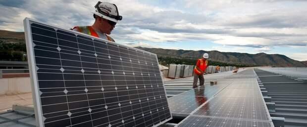Исследование: даже недолговечные солнечные панели экономически выгодны