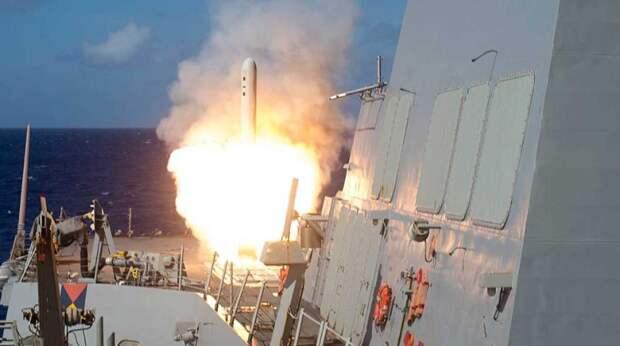 Конгрессмены США возмутились решением Пентагона по ракетным крейсерам