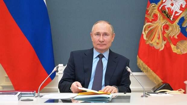 Путин поздравил «Авангард» с победой в Кубке Гагарина