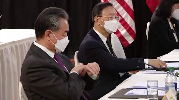 Переговоры США-Китай и Сонный Джо