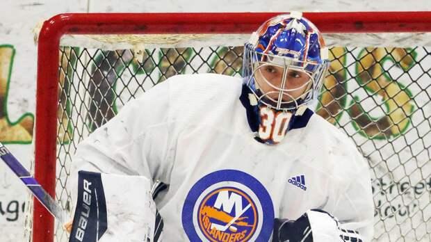 Тротц: «Чем больше Сорокин будет играть в НХЛ, тем больше будет привыкать»