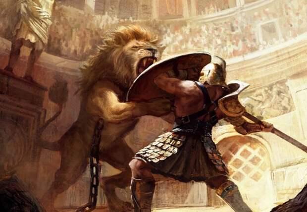 Бои гладиаторов: развенчиваем популярные мифы