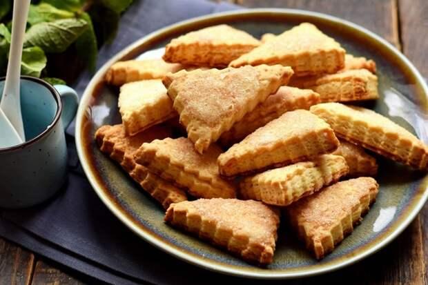 Слоеное печенье «Наполеон» — самый простой рецепт