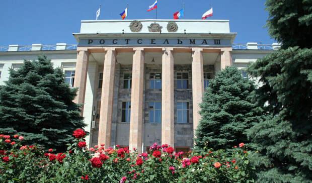 «Ростсельмаш» несобирается отдавать территорию завода под городскую застройку