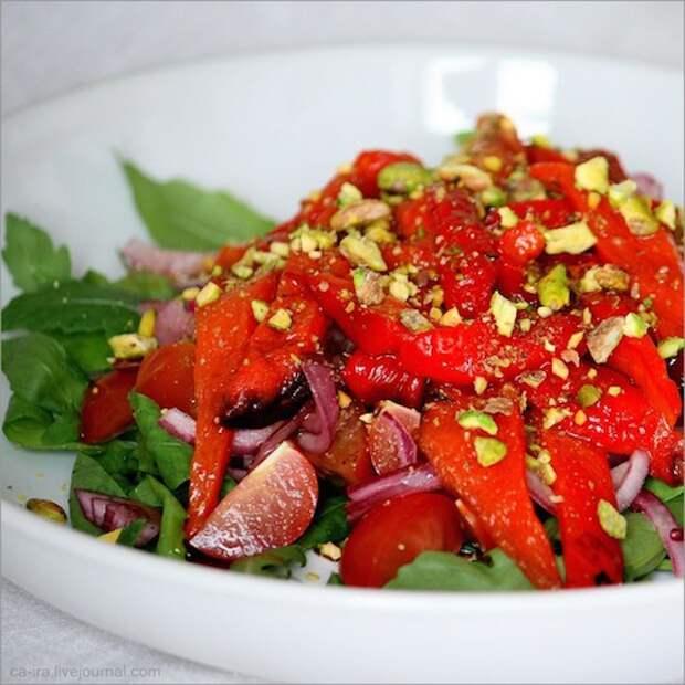 Стройнеем со вкусом! Лучшие рецепты салатов для похудения на все случаи жизни