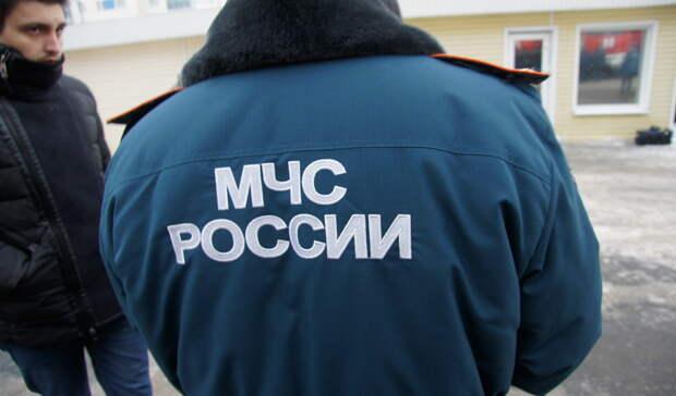 Под Казанью загорелся теплоход спассажирами— СМИ