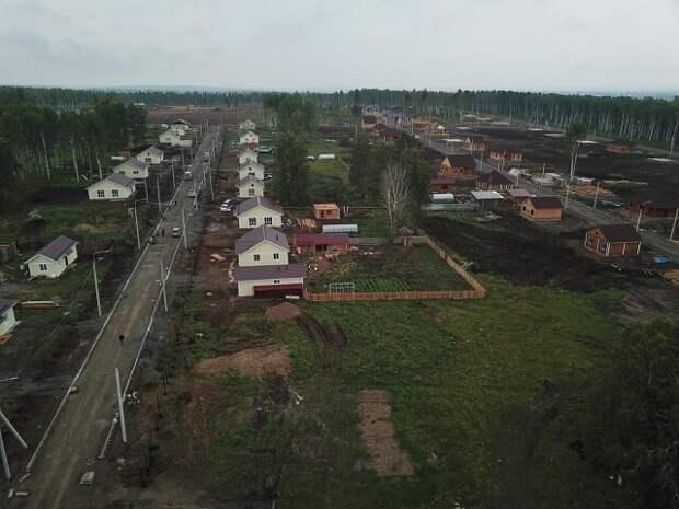 Около семи миллионов квадратных метров индивидуального жилья планируют построить в Приангарье до 2030 года