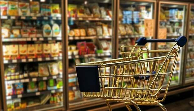 Продукты в магазинах подорожали из-за корыстных действий владельцев бизнеса, считает Мишустин