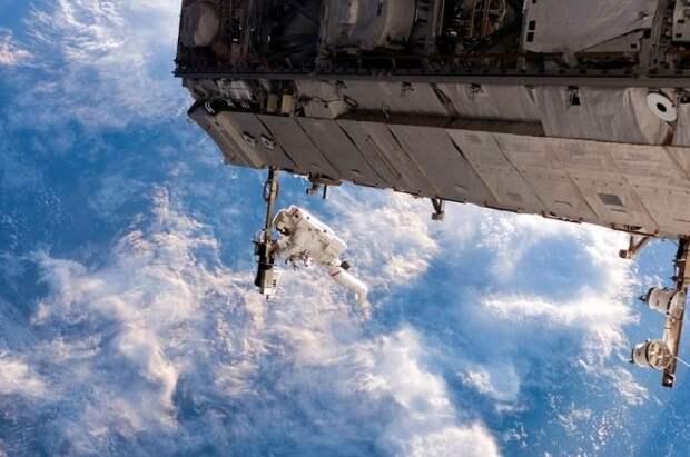 Наклон орбиты новой станции позволит космонавтам видеть всю РФ — Известия