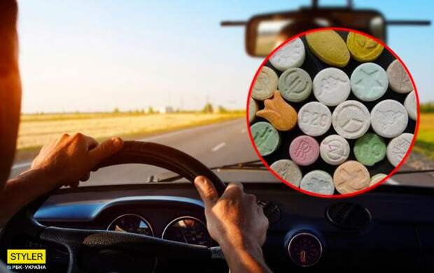 У водителя в крови нашли все известные наркотики мира