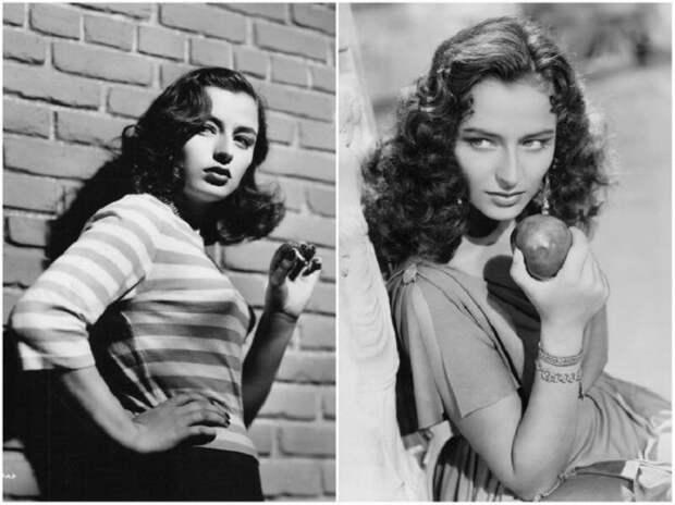 Исполнительница ролей в 119 итальянских и американских фильмах.