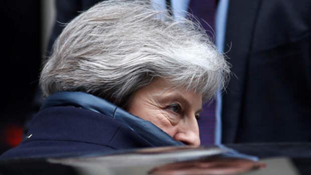 Британский политический триллер