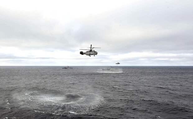В Крыму жестко приземлился военный вертолет