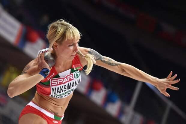 После скандала с Тимановской еще одна белорусская легкоатлетка заявила, что не вернется на родину