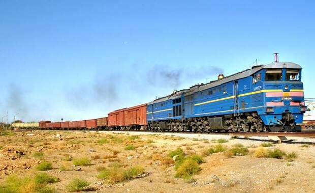 Китайская железная дорога обходит Россию