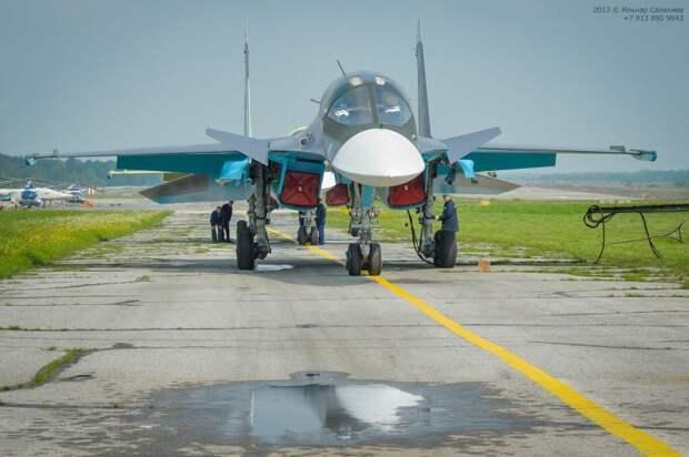 Готовы очередные Су-34