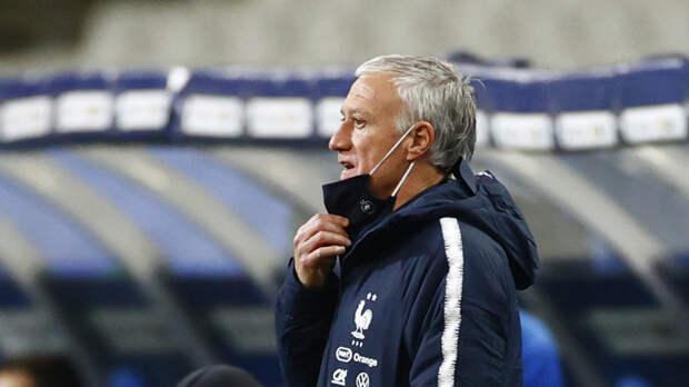 Дешам рассказал, почему решил вызвать Бензема в сборную Франции