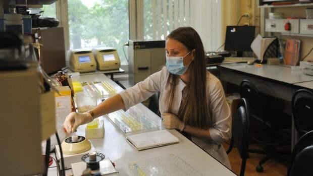 Опубликованы данные о заразности гамма-мутации коронавируса