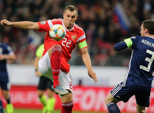 Бельгия - Россия: в стартовом составе – четверо футболистов «Зенита», играем с одним нападающим