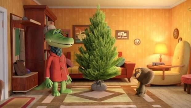 В последний день 2020 года выйдет спецвыпуск 3D-мультфильма о Чебурашке